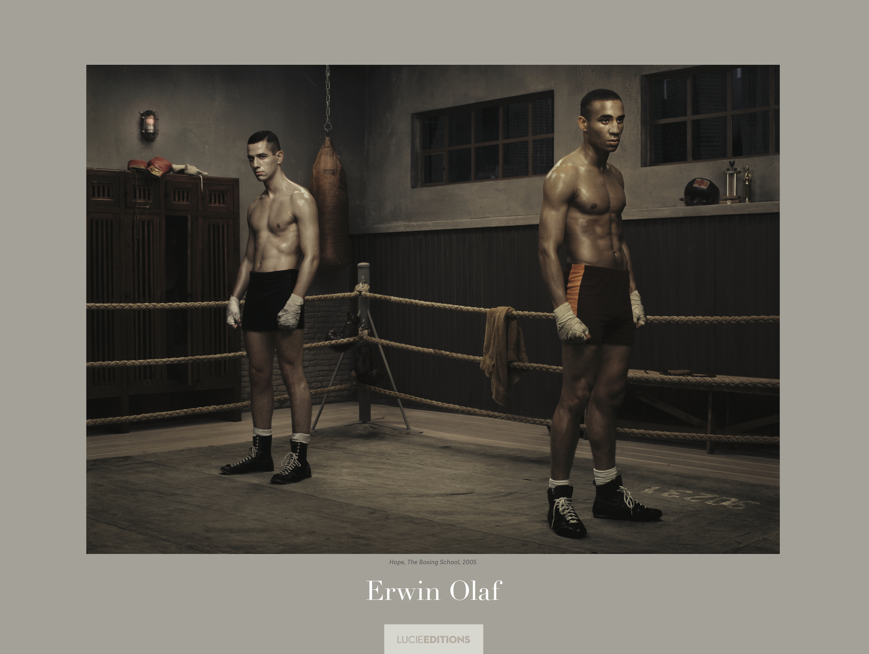 98a66489bf68 Erwin Olaf Poster